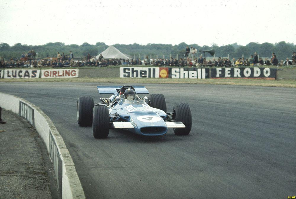 Jean-Pierre Beltoise, Silverstone 1969.