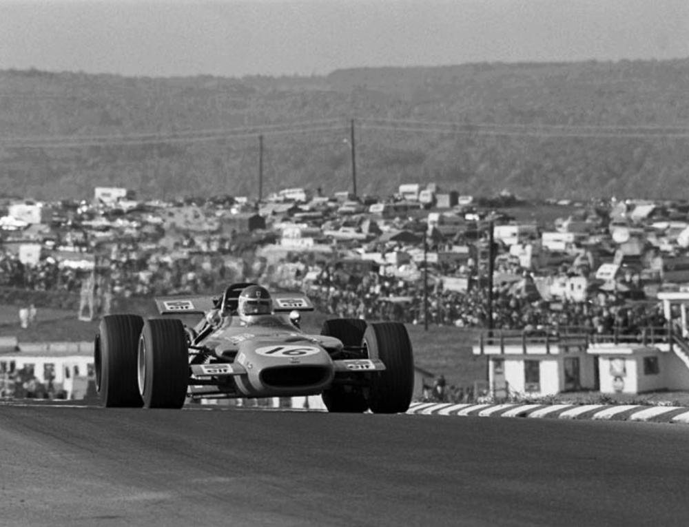 Johnny Servoz-Gavin, Watkins Glen 1969.