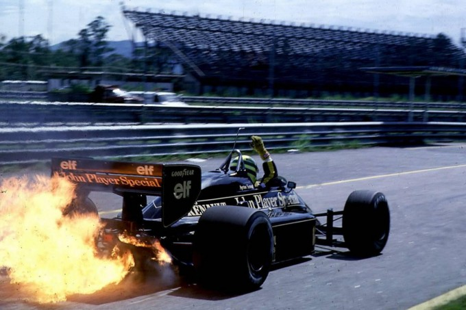 Formula One waved goodbye to turbo engines in 1989.