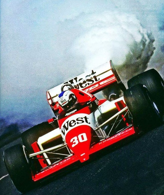 Small firms like Zakspeed saw their hopes go up in smoke on a regular basis.