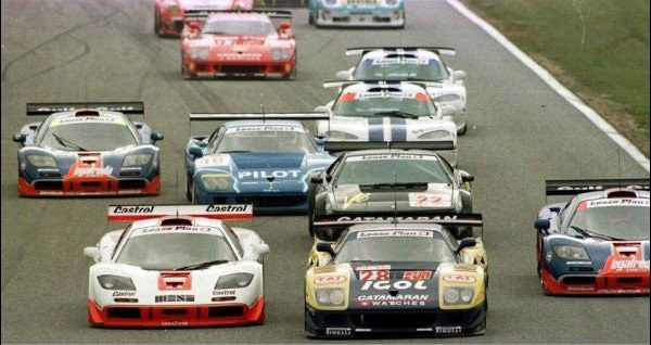 The diverse field propelled BPR Global GT to new heights.