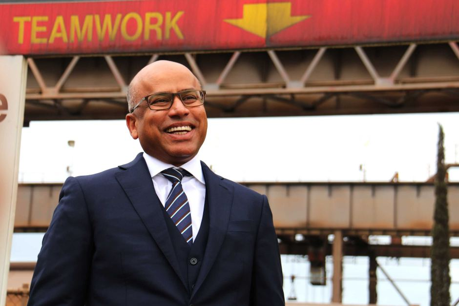 Sanjeev Gupta wanted to buy Holden's Elizabeth plant to build an electric car designed by Gordon Murray
