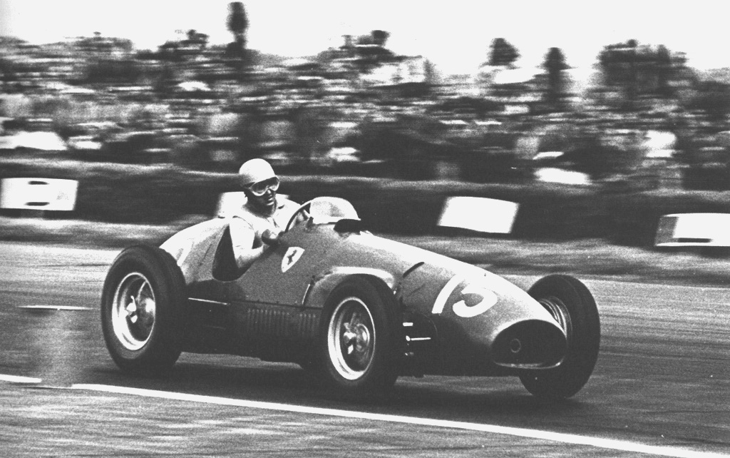 Thanks to the muddled regulations, Alberto Ascari became 1952's World Champion in a Formula Two Ferrari 500.