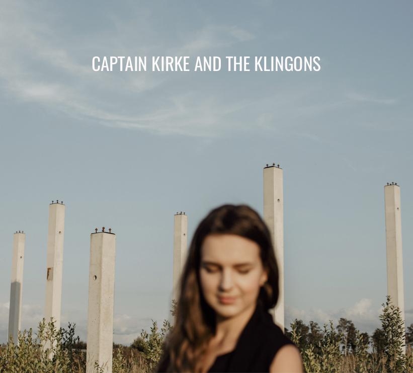 CAPTAIN KIRKE & THE KLINGONS (2019) - ESTONIA   CAPTAIN KIRKE & THE KLINGONS