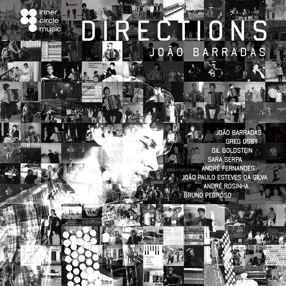 JOÃO BARRADAS - DIRECTIONS (2017) - PORTUGAL