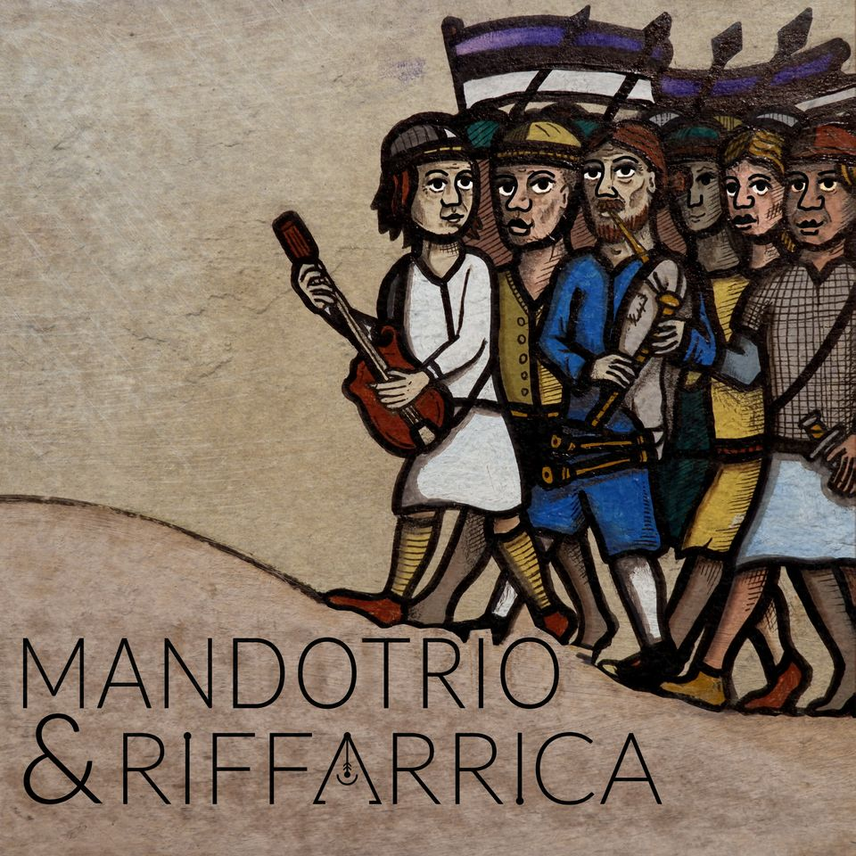 MANDOTRIO - HAKKAME MEHED MINEMA (2019) - ESTONIA