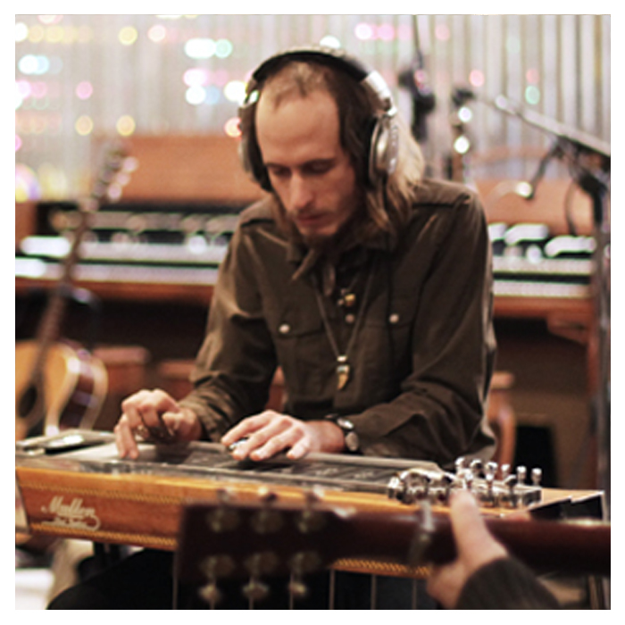 Connor Gallaher - pedal steel guitar