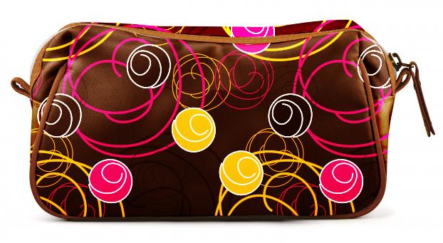 Boheme Truffles Cosmetic Bag