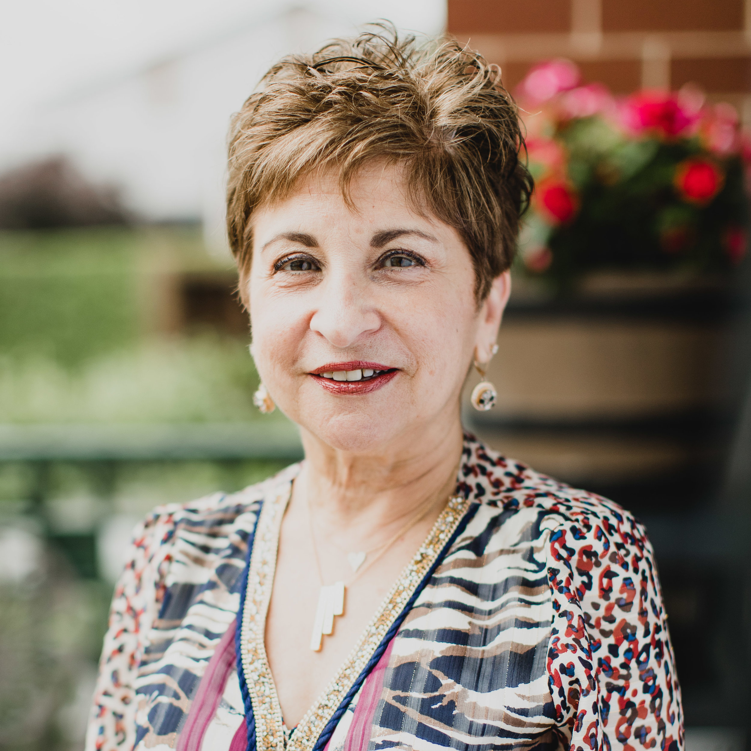 DONNA JACOBINI - DIRECTOR OF WOMEN'S MINISTRIES & FRONTLINE