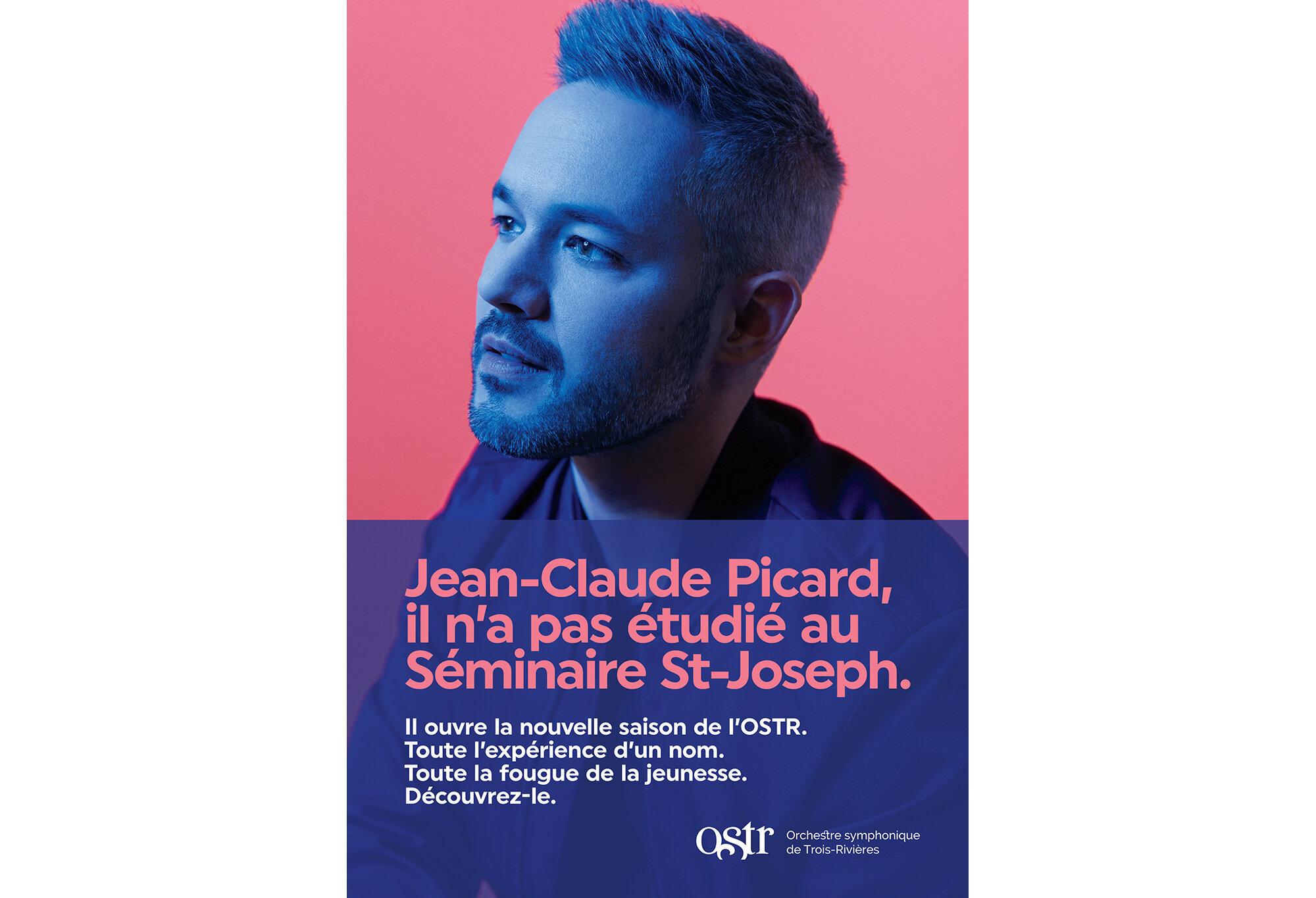 Upperkut - OSTR - Jean-Claude Picard