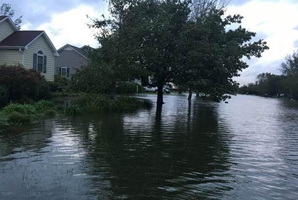 Hurricane Matthew Disaster Recovery