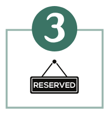 STEP 3  CDC/CDFI reserves tax credit on a first come first serve basis.