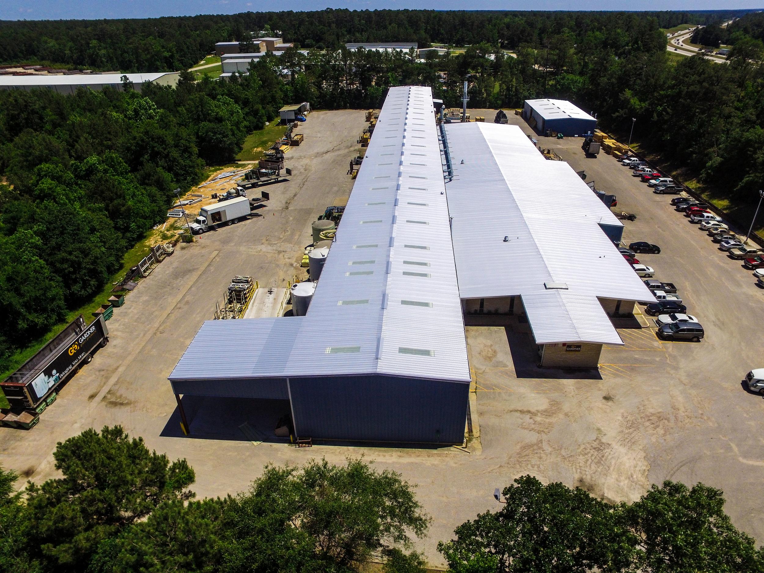 Houston Commercial Roofing_Gardner Glass_Commercial Roofing Texas _Crest Contracting and Roofing