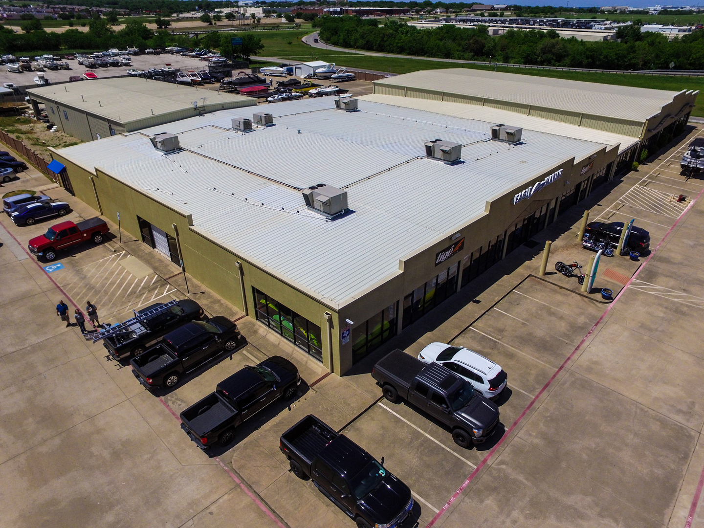 Eagle Marine_Houston Commercial Roofing_Commercial Roofing Texas _Crest Contracting and Roofing