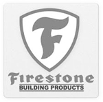 Crest Contracting and Roofing is proud to use Firestone quality building products