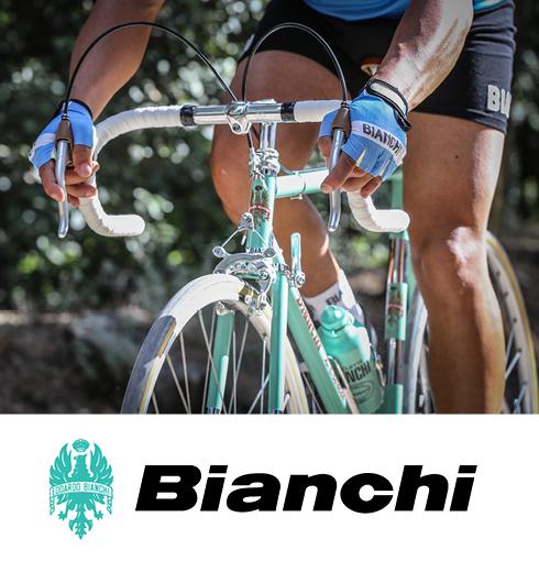 Bianchi Bikes in Charleston