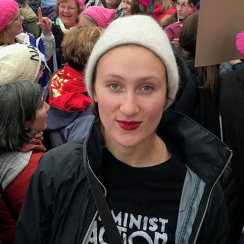 womens march on washington abigail mlinar