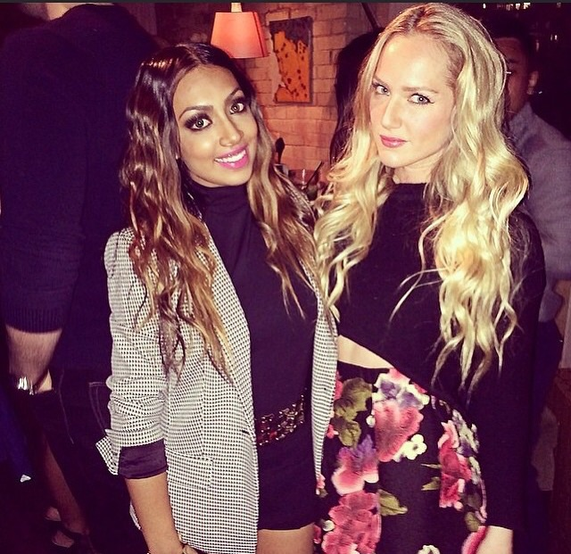 Miss Conception launch party ft one of my fav Toronto beauties, Jaclyn Genovese