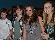 January 2011 Newsletter - Teen hosts benefit concert for Grace, a story of Grace.