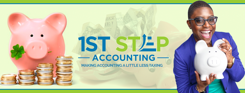Wellstruck Lady Boss // Woman-owned business 1st Step Accounting