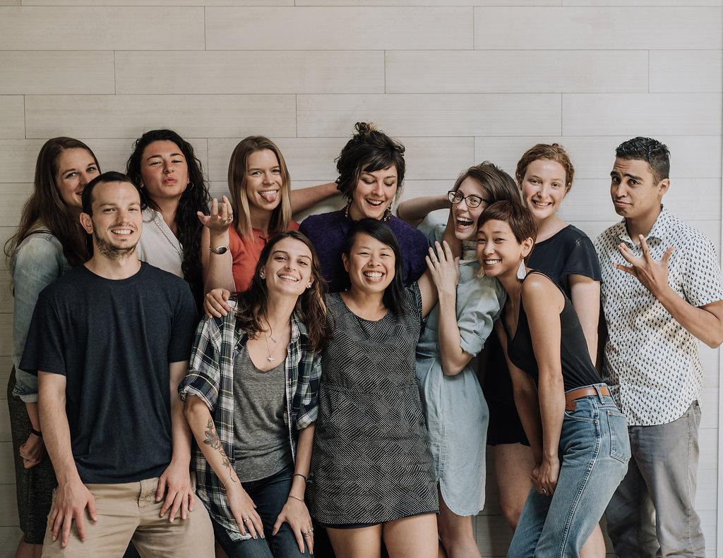 Wellstruck Lady Boss | The team at Vault + Vine