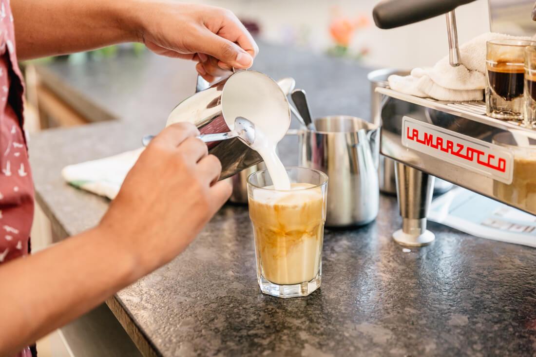Wellstruck Lady Boss | Coffee at Vault + Vine