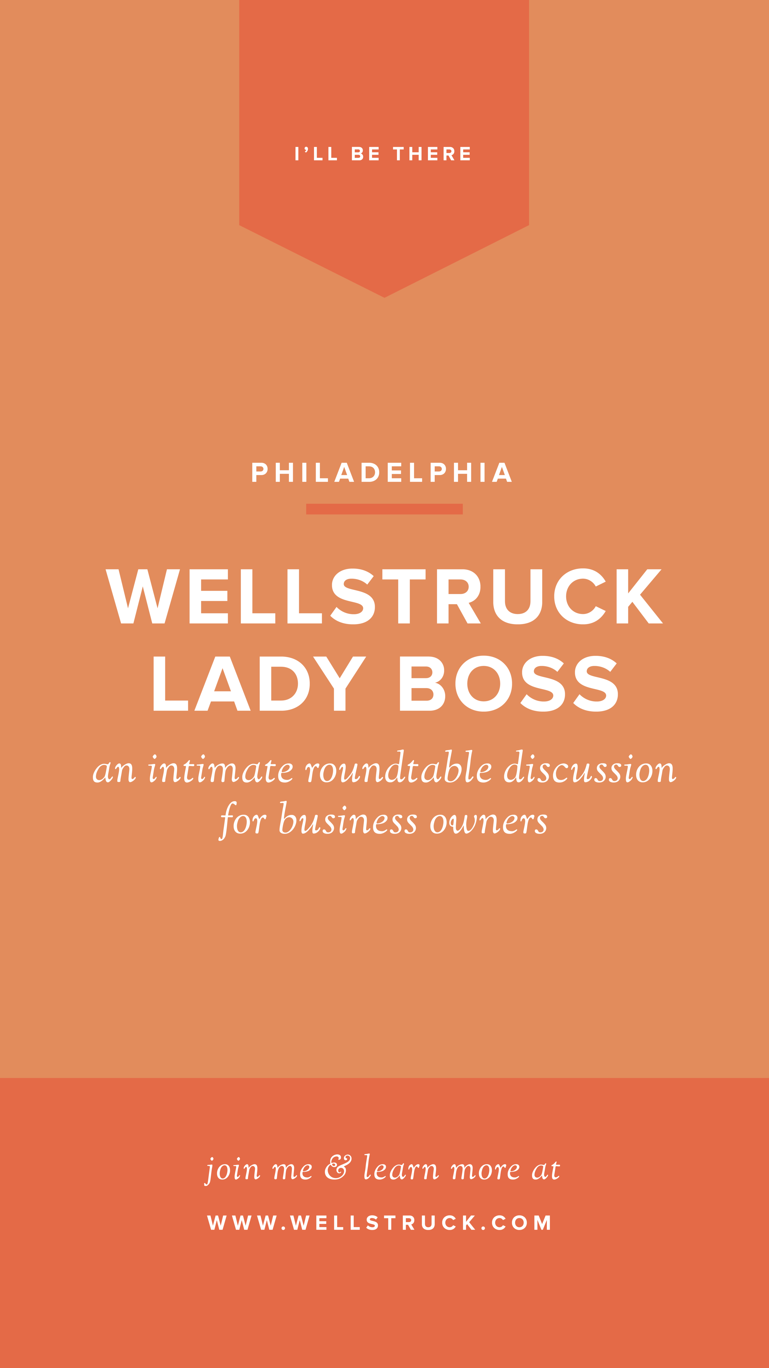 Wellstruck Lady Boss at Vault + Vine