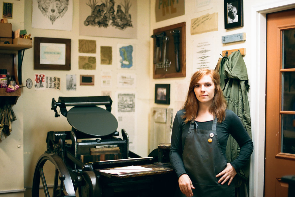 Lindsay Schmittle (Gingerly Press)