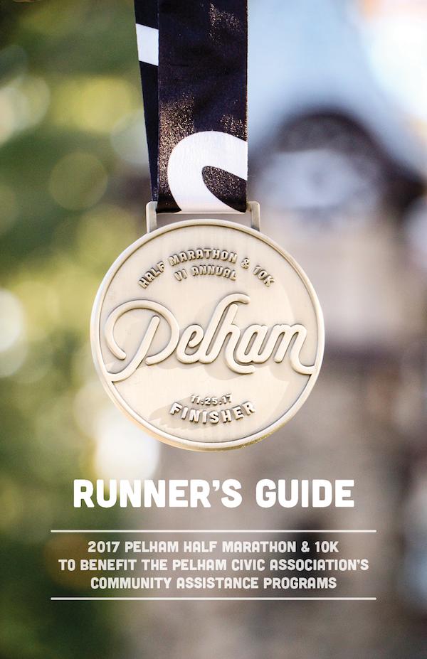 Runner's Guide - 2017 Pelham Half & 10K