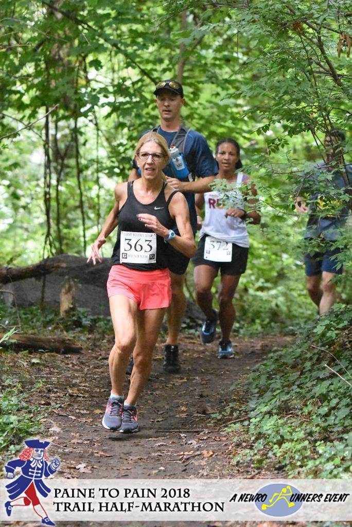 Patrice Kenner, 2x Yonkers Marathon champ and 3x P2P age group winner.