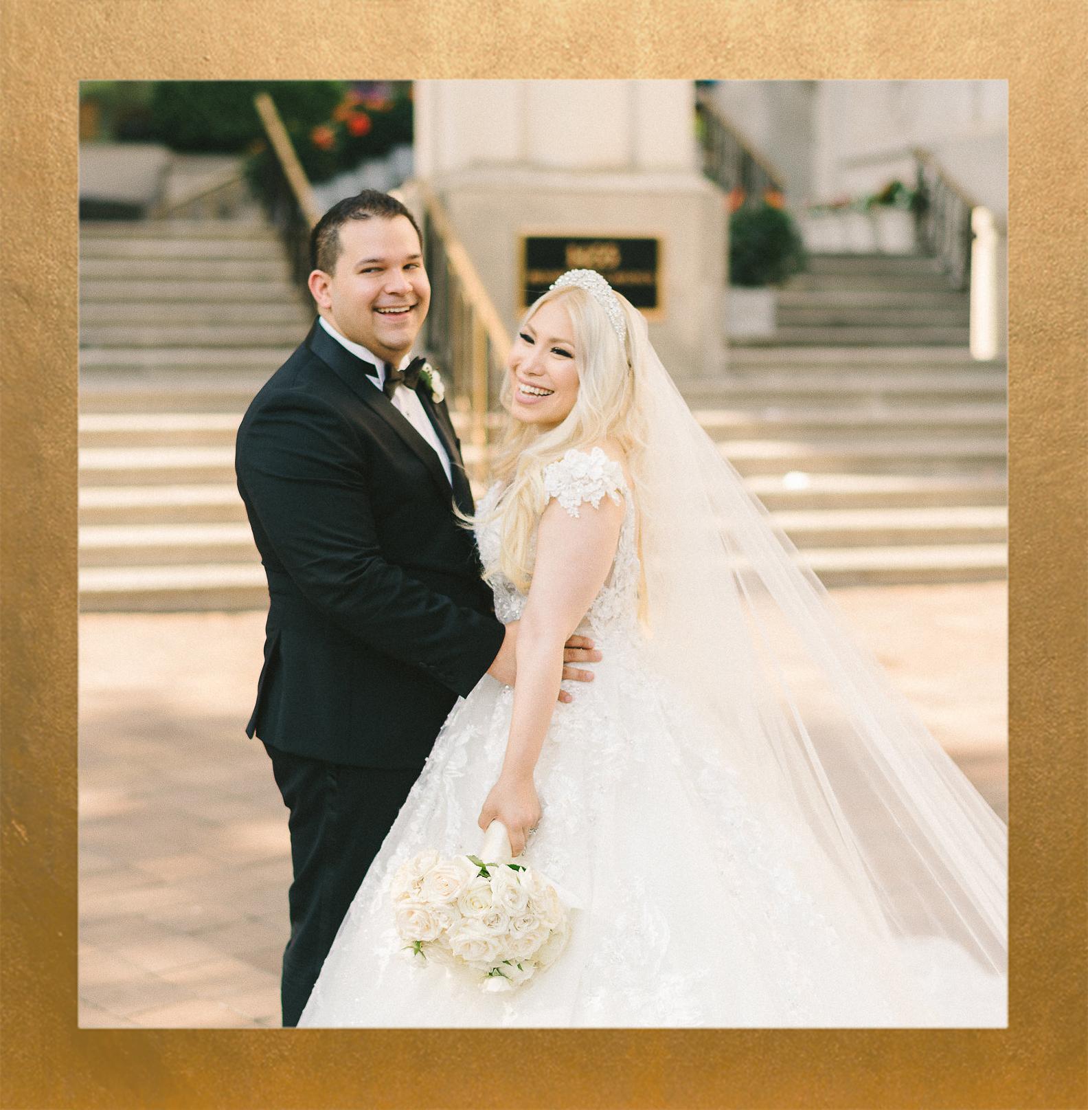 Opulent and Enchanting Willard Intercontinental Wedding