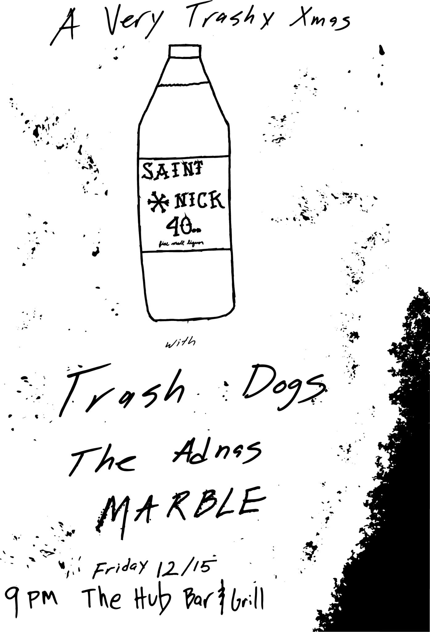 Poster by Trash Dogs