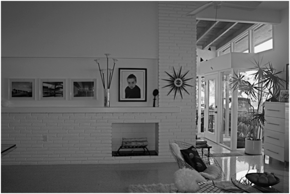 Photo 9: Mid-century interiors. 1959. Photo: Joyce Owens