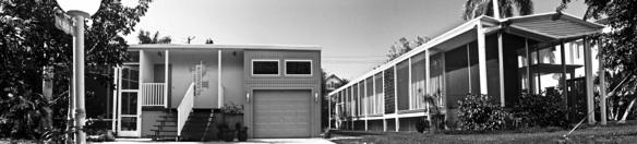 Cordova Houses Architect William Frizzell 1957 Photo: Joshua Colt Fisher