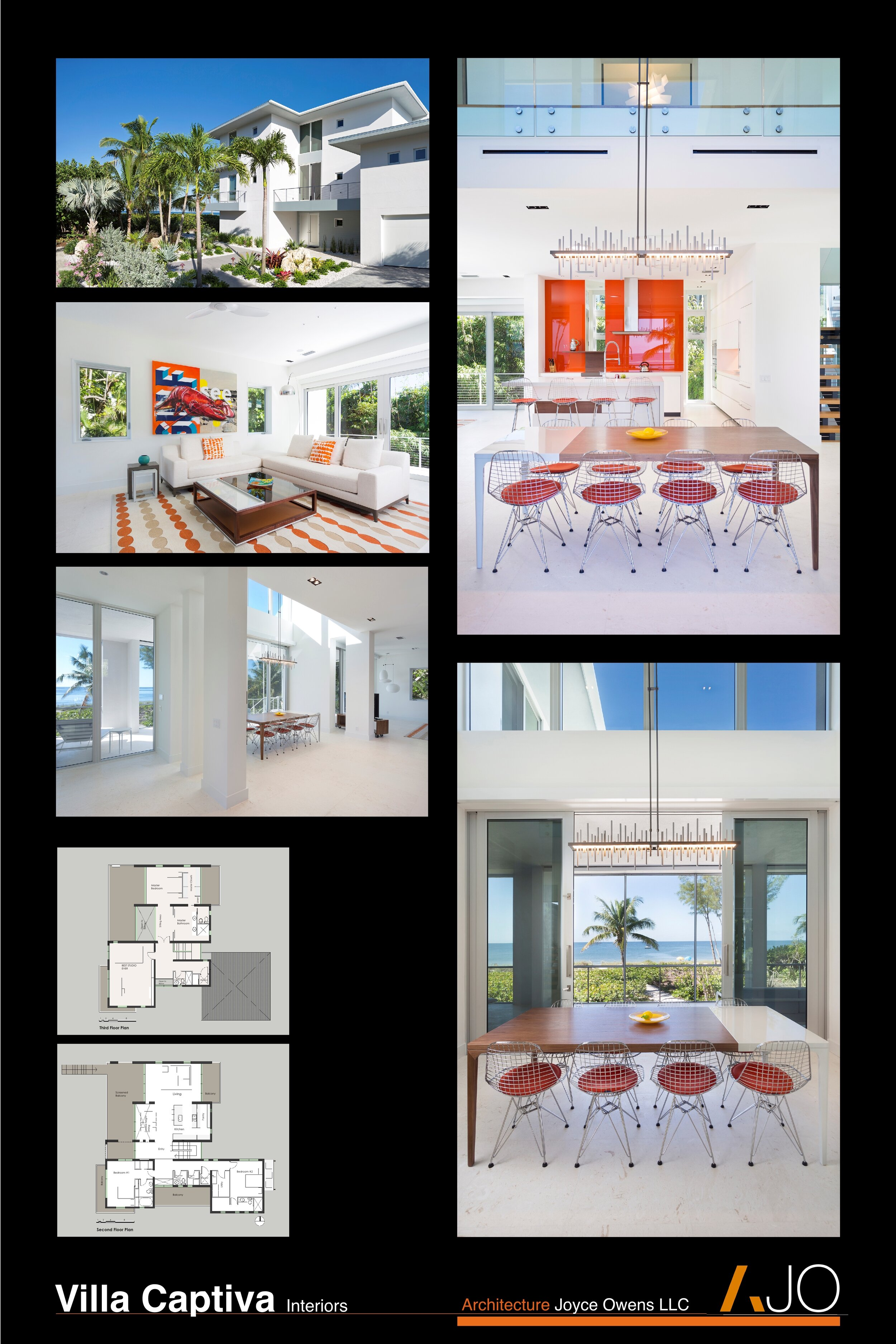 Architecture Joyce Owens Honored For Modern Captiva Home Designs Architecture Joyce Owens Llc