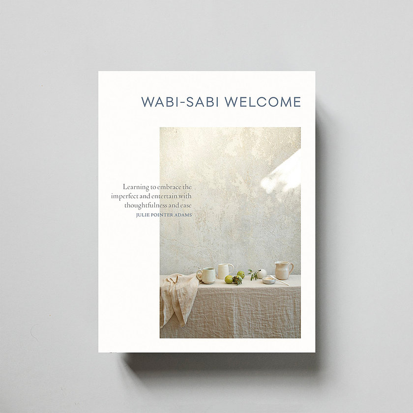 Wabi Sabi Welcome, £19.99 - Amazon