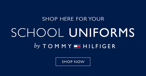 Grades 9-12 can use tommy hilfiger. use code: APPO01