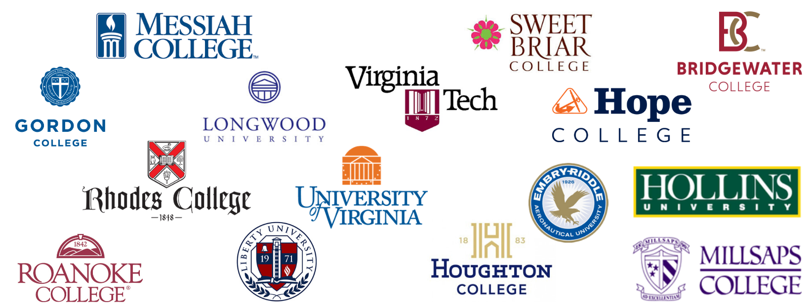 ACA graduates have been accepted to and attendedsuch colleges and universities as....OUR GRADUA.png