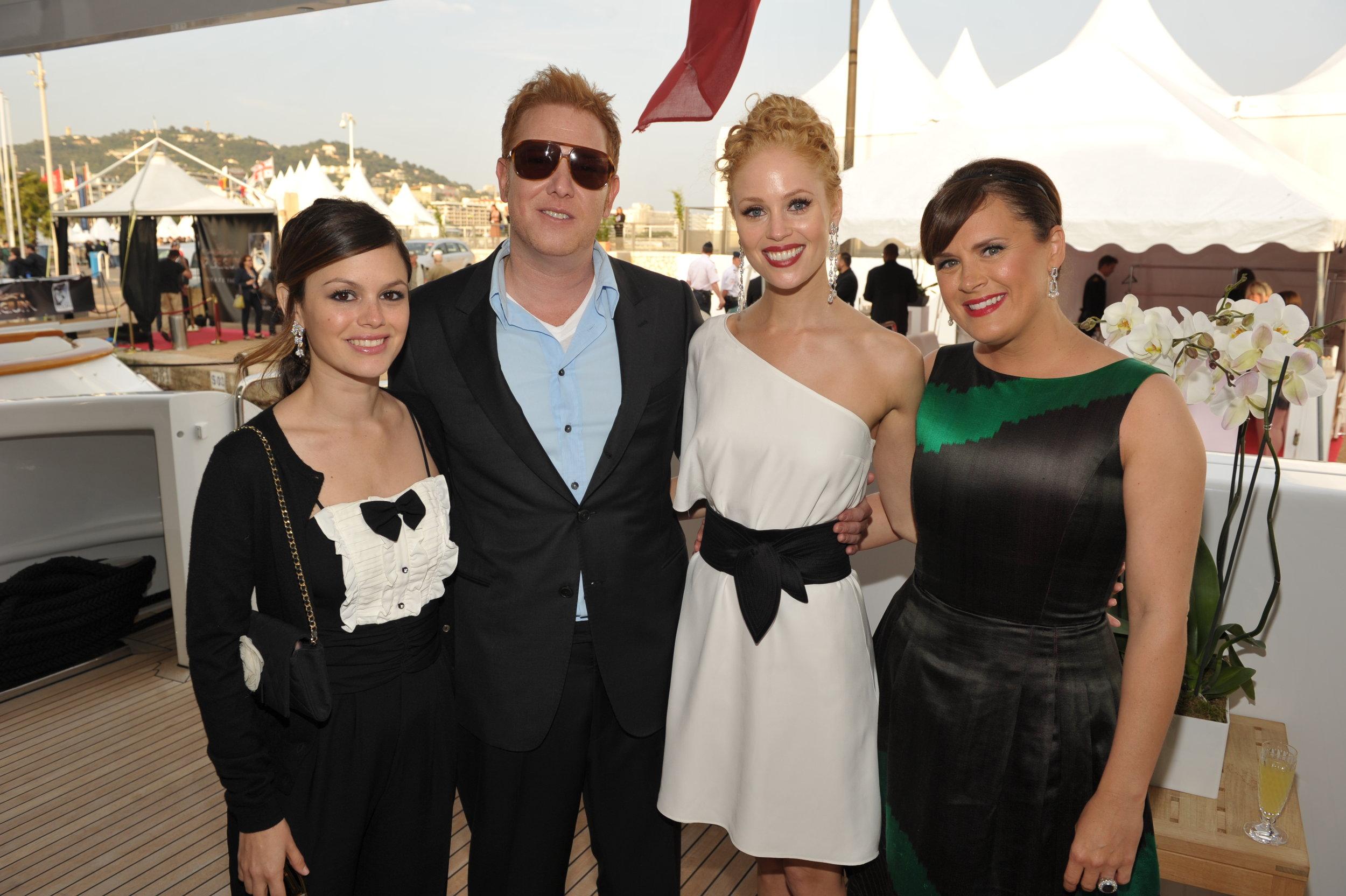 Cannes 2010 Rachel B, Ryan K, Jennifer H 1.JPG