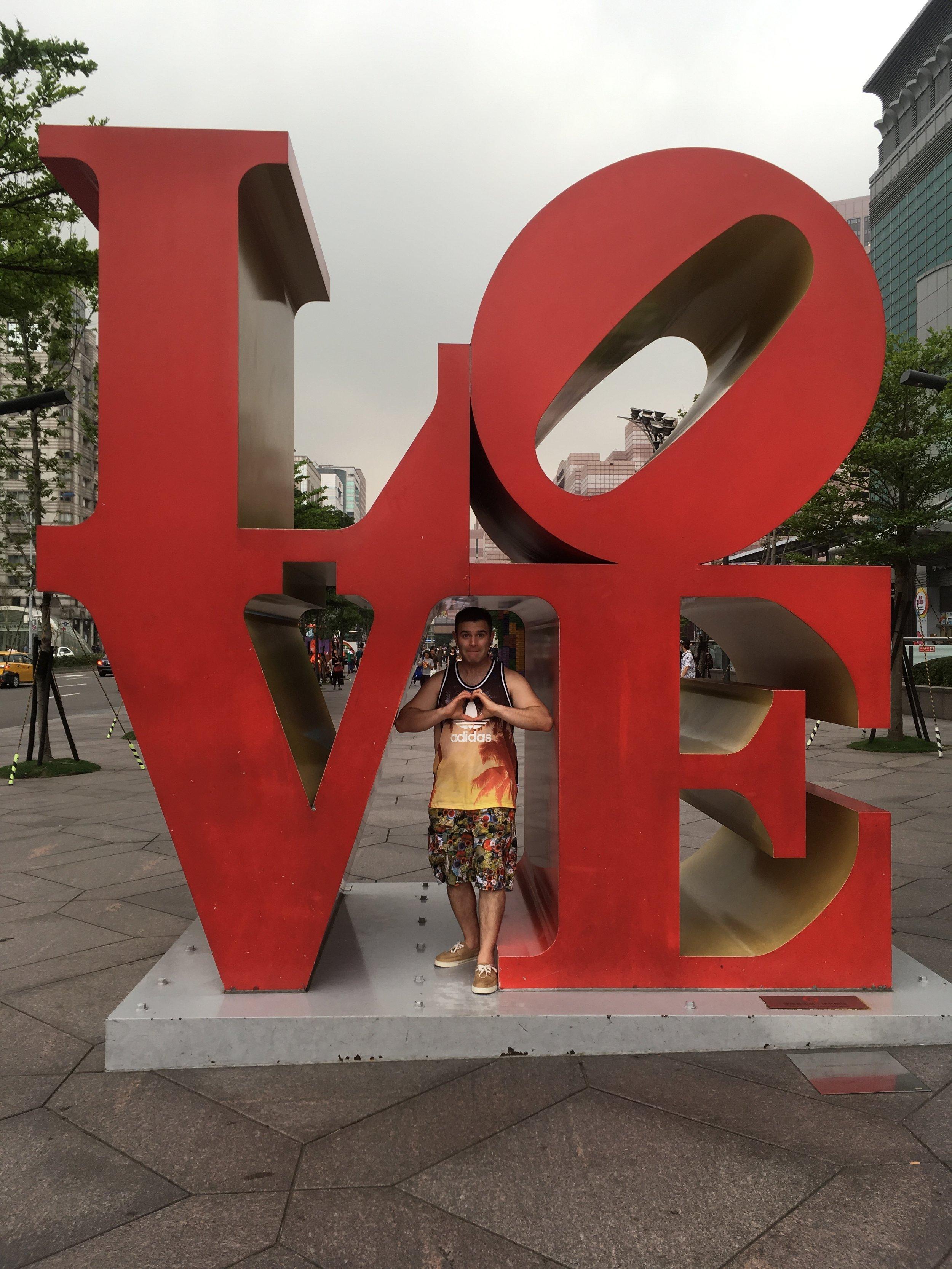 Love From Taiwan