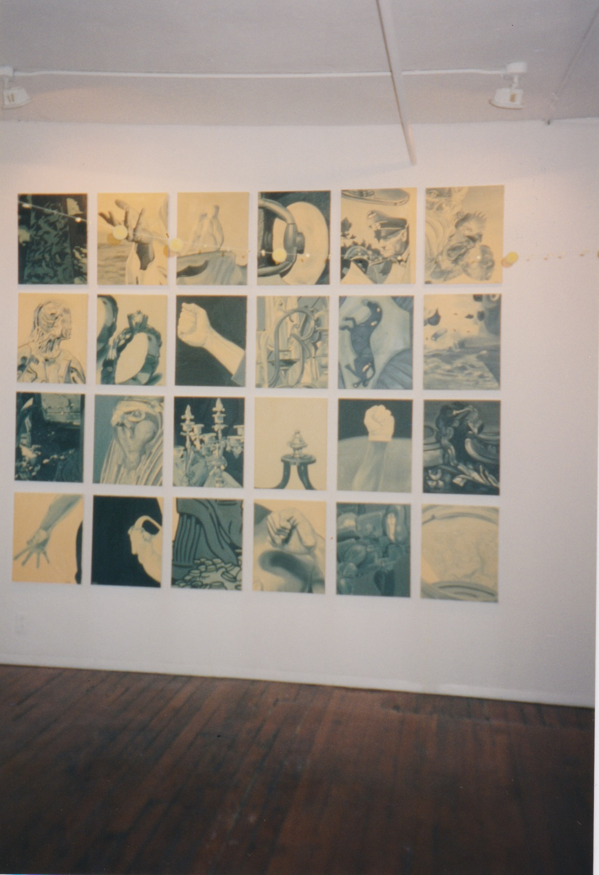 Emerging Artists from Mexico City