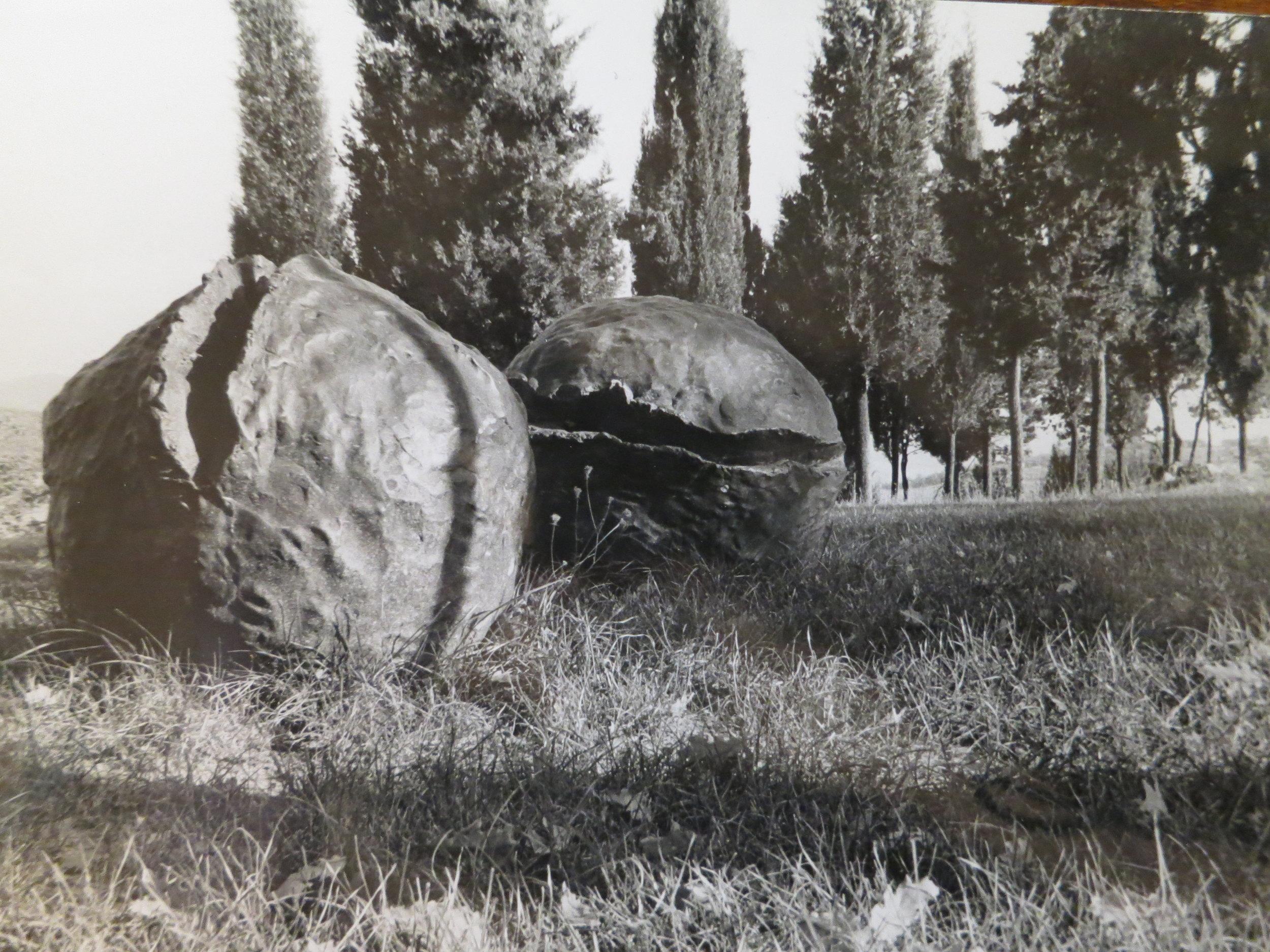 Lucio Fontana - Nature