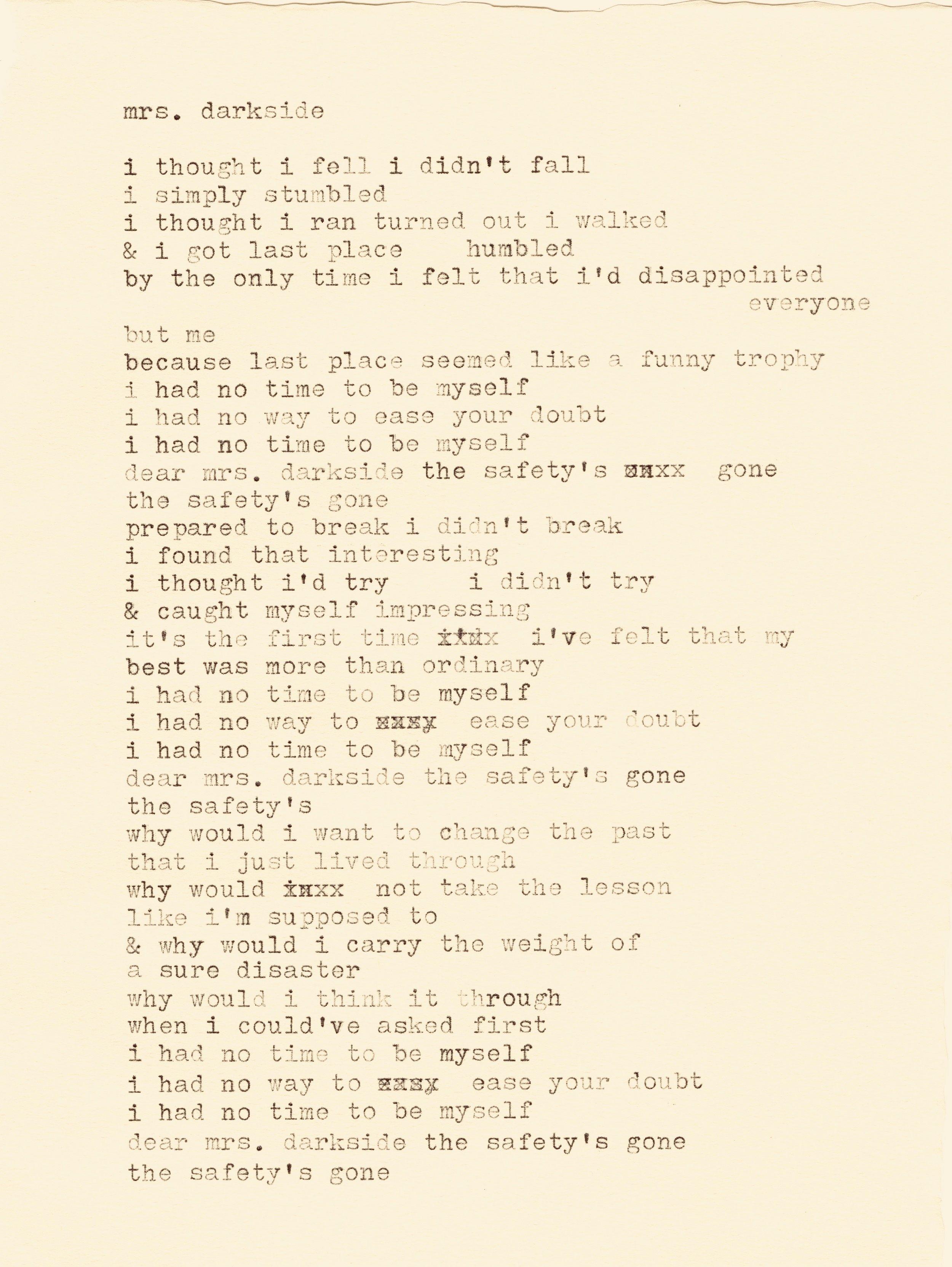 mrs. darkside lyrics typewriter.jpg