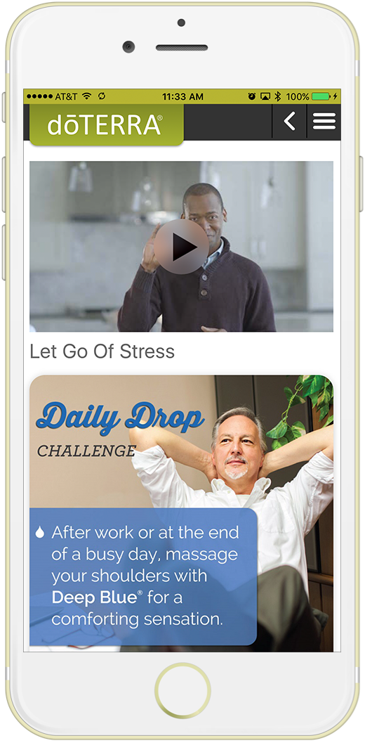 Daily Drop App