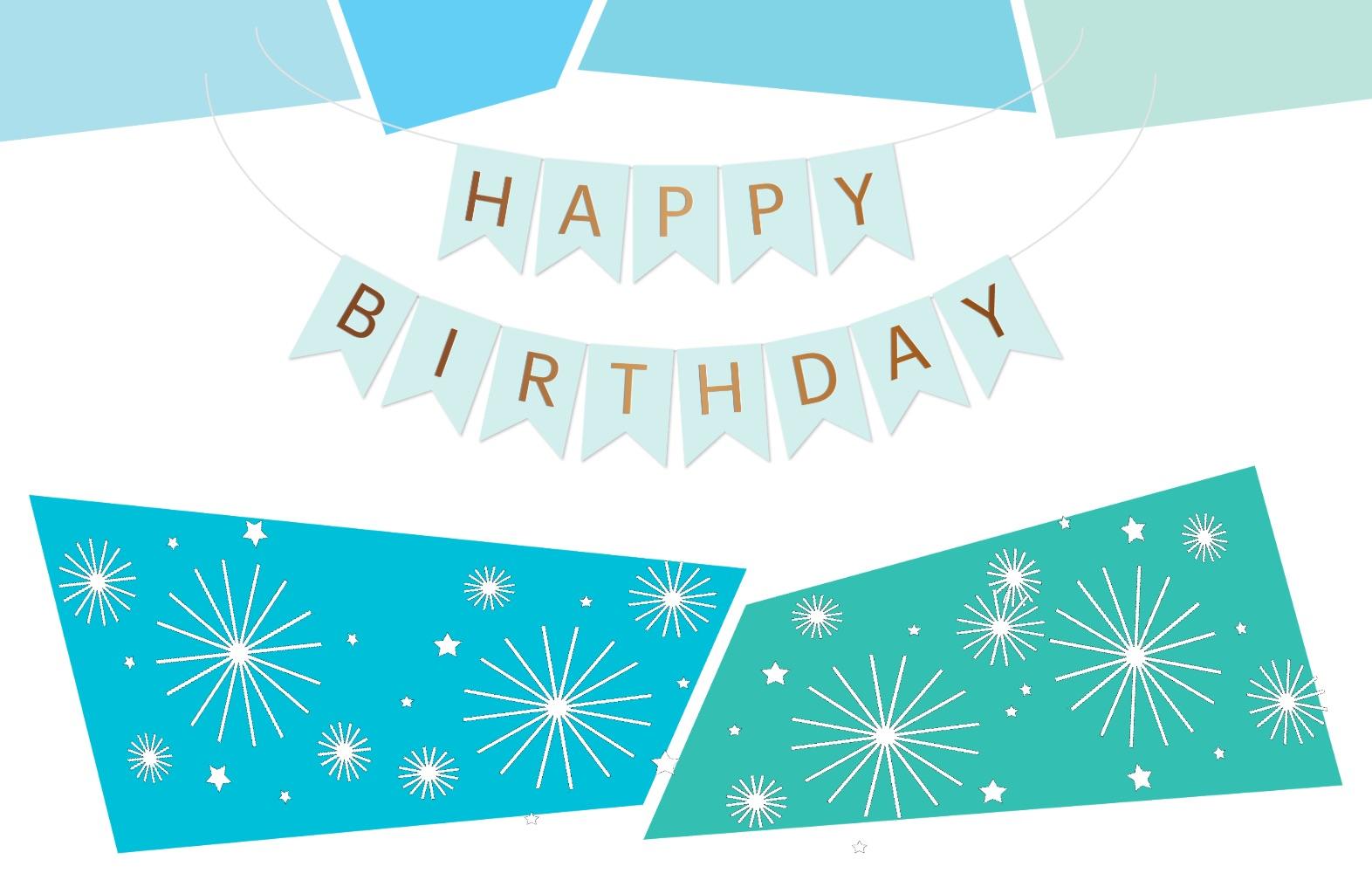 c. Happy birthday