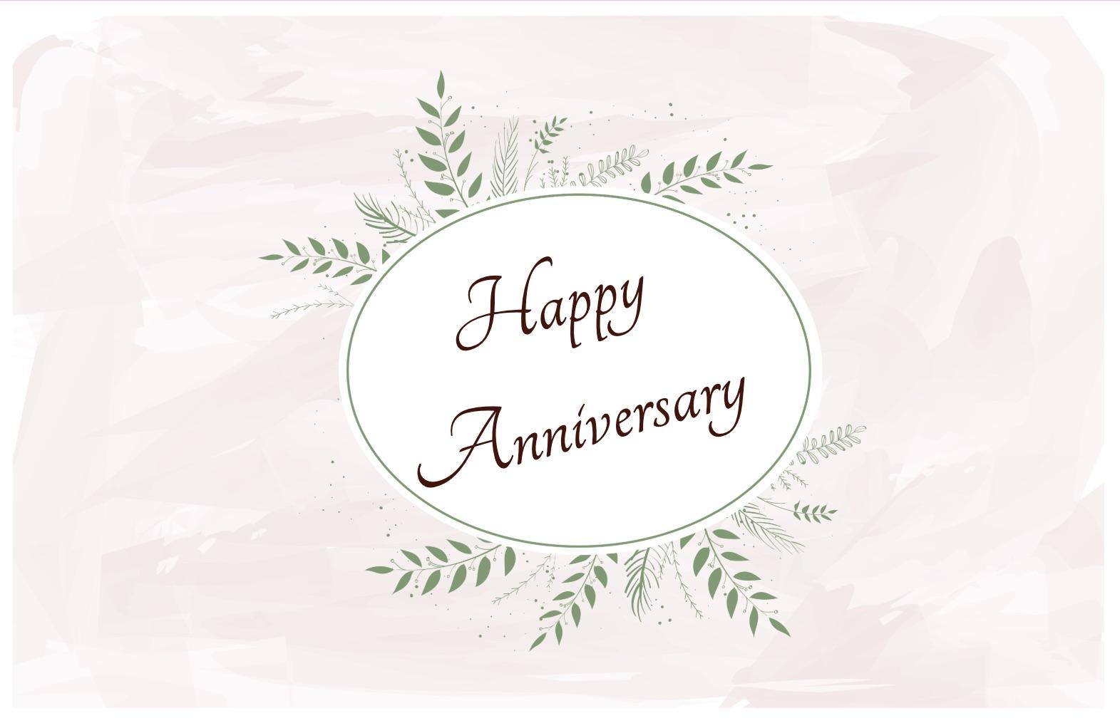 g. anniversary