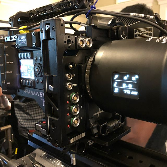 Up close with the DXL at the ASC Masterclass!