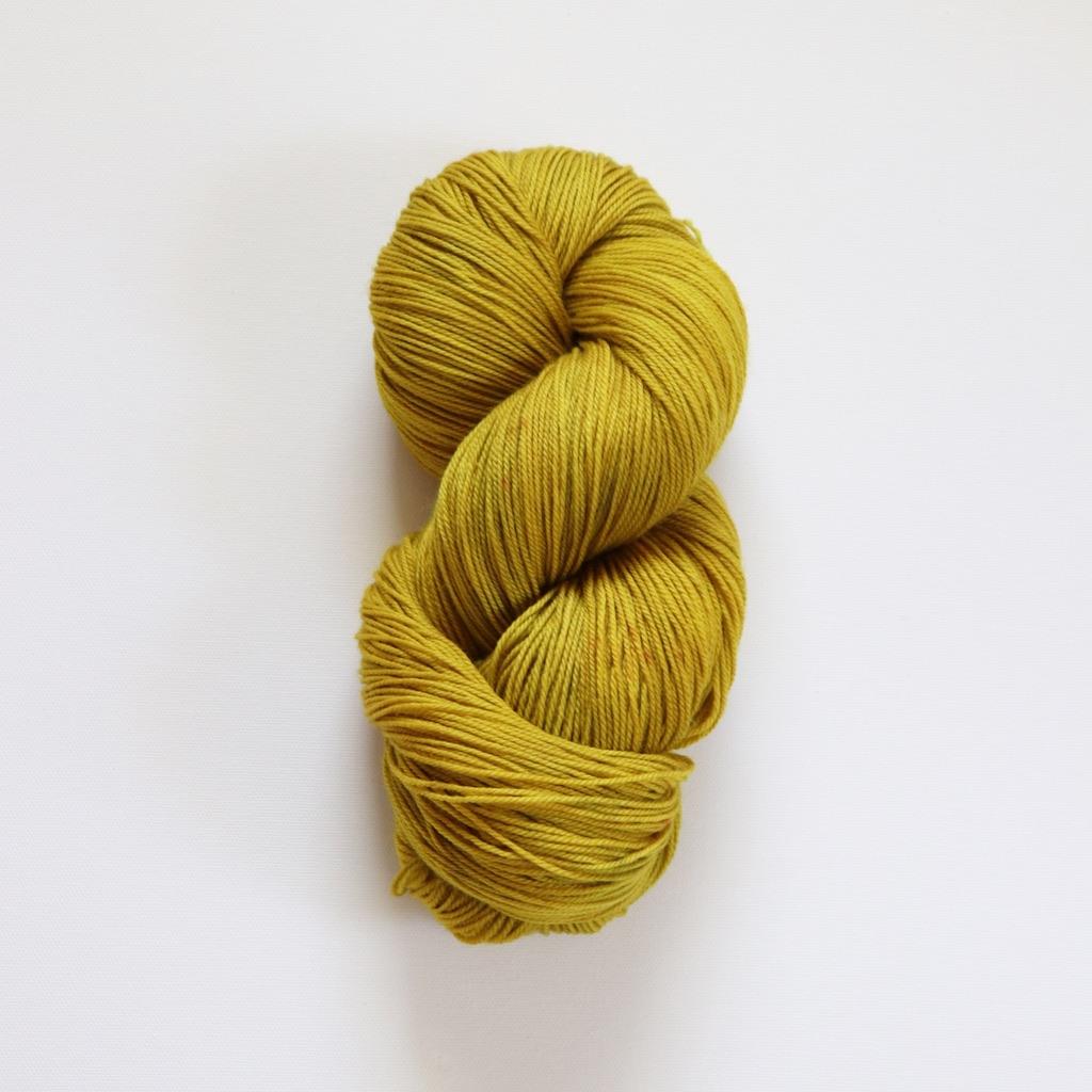 hand dyed yarn by twigberrystudio