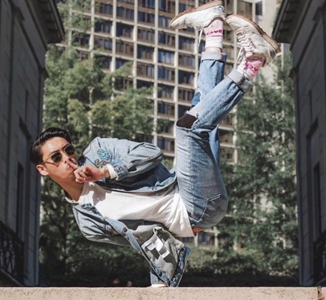 """Off Balance""  Photo: @mck.bert  Model: @xingxinglor"