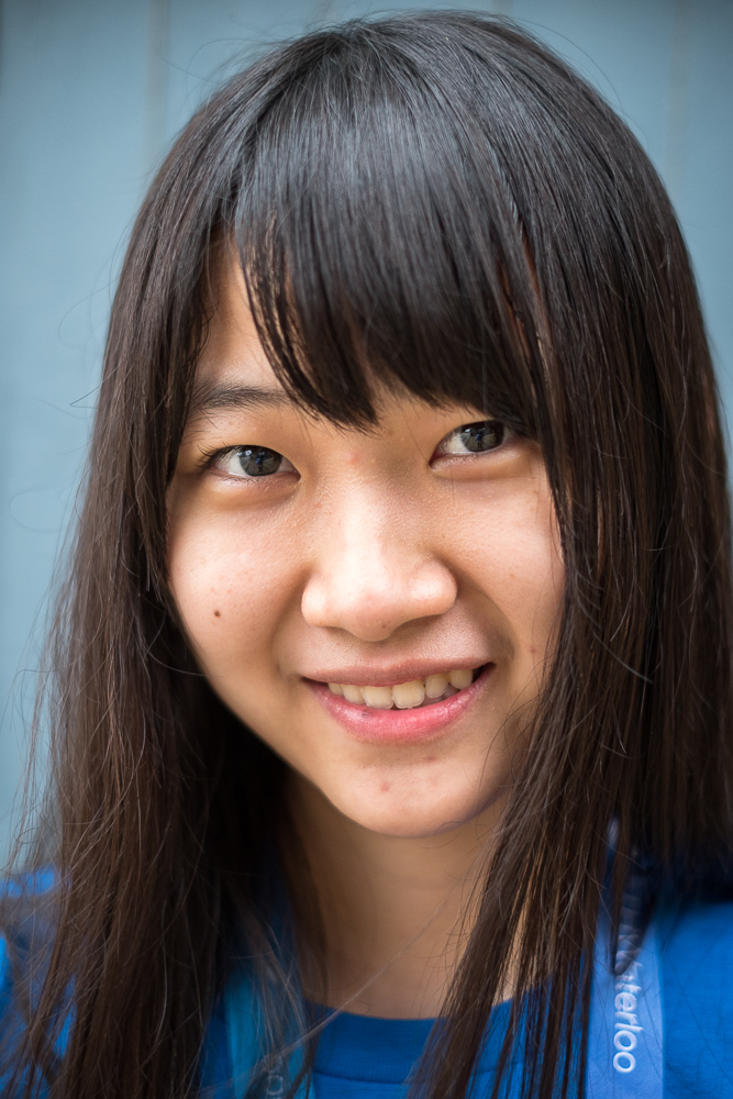 Ting-Ting Lee, 19,Taiwan -